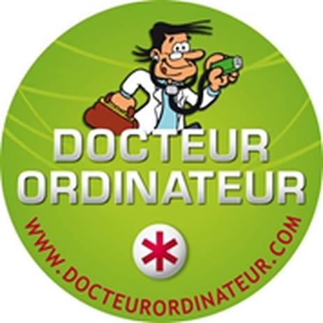 Logo docteur ordinateur fd SAS